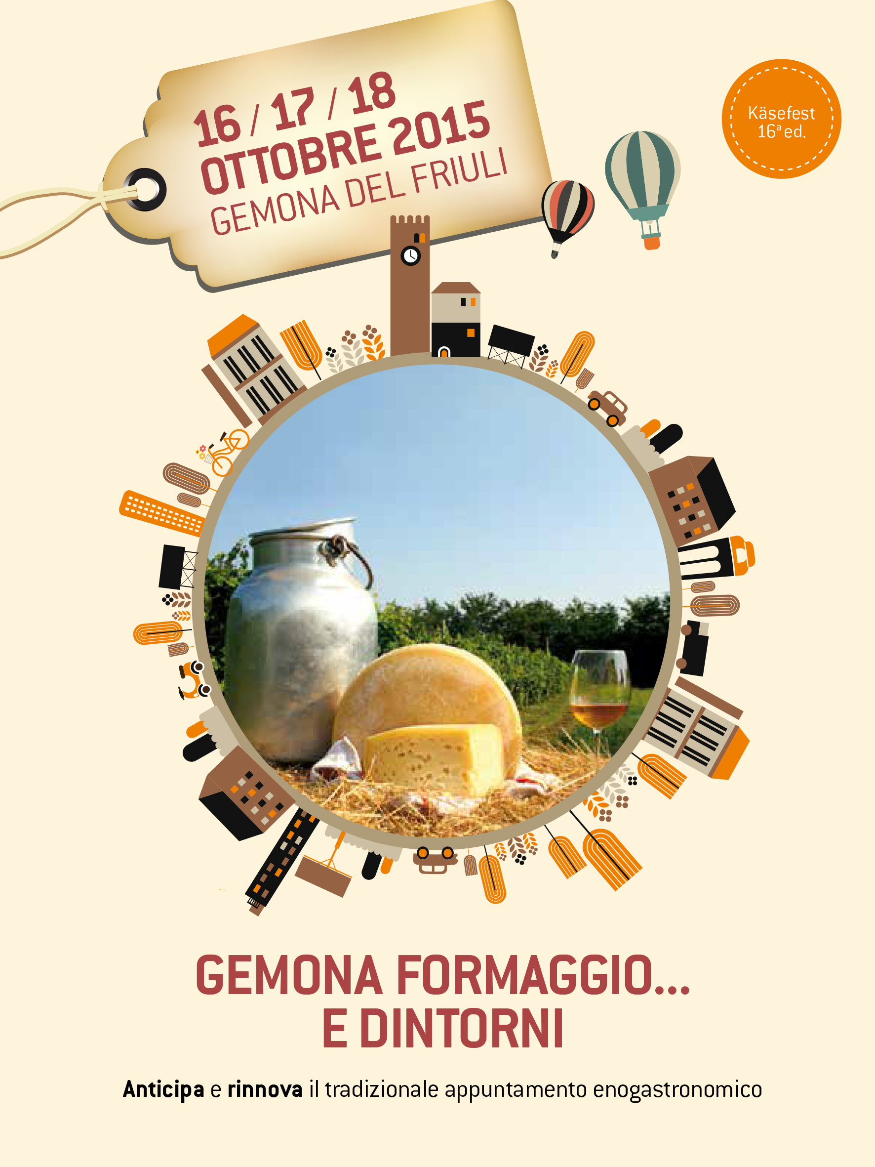 Gemona formaggio e dintorni e concorso per - La cucina del cuore ...